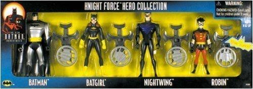 Hero Collection (4 Figures) ()