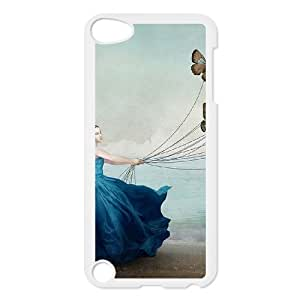 HEHEDE Phone Case Of Fantasy Fashion Style Colorful Painted for iPod Touch 5