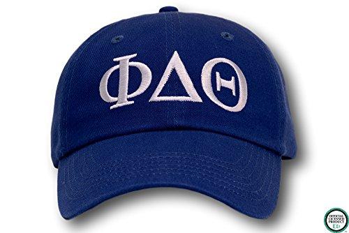 (Phi Delta Theta Fraternity Hat)
