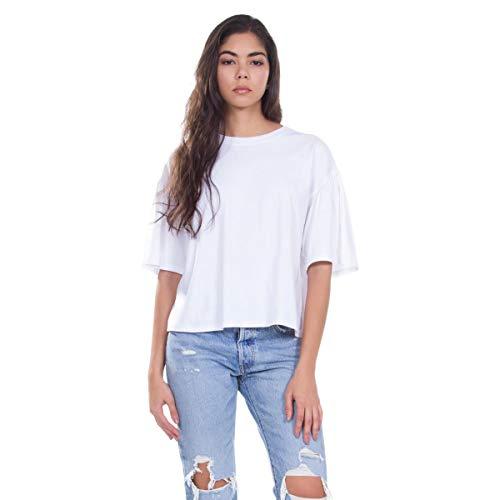 Camiseta Levis Feminino Maddie Branco