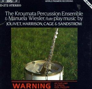 Suite En Concert Pour Flute & - Pour Percussion