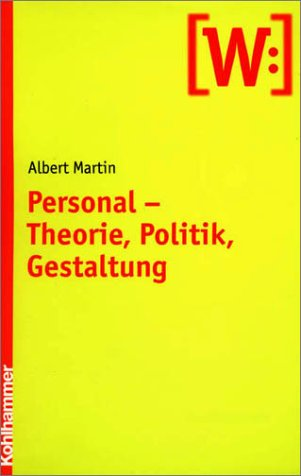 Personal - Theorie, Politik, Gestaltung