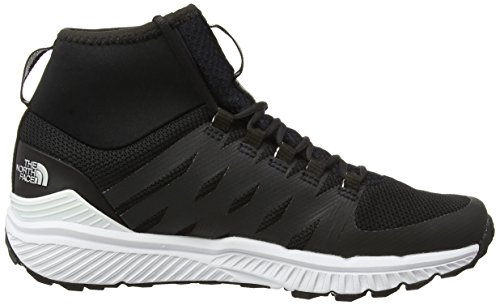 The North Face Women's Litewave Ampere Ii Running Shoes Multicolour (Tnf Black/Tnf White) zZJcC