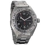 Vostok Komandirskie Mens 24 Hour Hand Automatic Russian Military Wristwatch WR 200m #650539