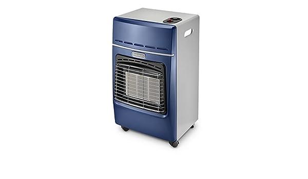 De Longhi ir3010bl Estufa a Gas con infrarrojos Potencia térmica 4200 W Color Azul: Amazon.es: Bricolaje y herramientas