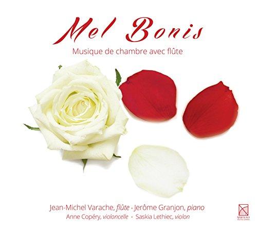 Mel Bonis: Musique de chambre avec flute -  Jerome Granjon