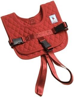 baby b u0027air toddler flight vest   red amazon     adjustable baby carrier by playtex hip hammock  black      rh   amazon