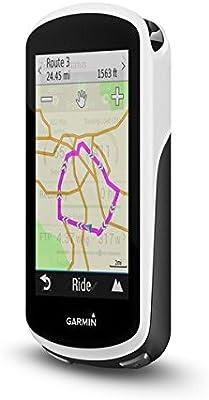 Einmalige Action 010-01758-11 - Kit de GPS para bicicleta (solo para dispositivos de hasta 10.08.2018-2, incluye cinturón pectoral HF y sensor de velocidad y frecuencia de pedalada): Amazon.es: Electrónica