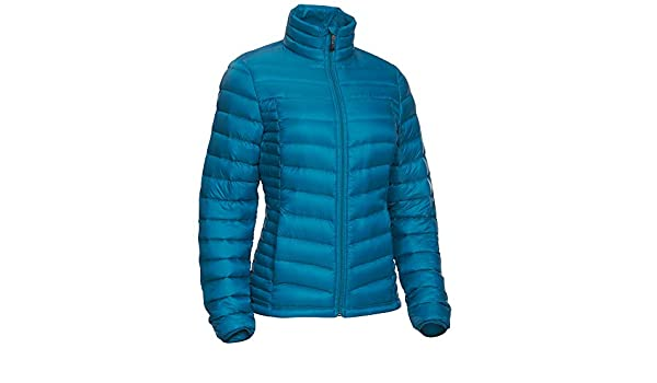 c526cd778b9 Amazon.com: Eastern Mountain Sports EMS Women's Feather Pack Jacket Deep  Lagoon L: Clothing