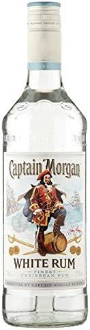 Morgan ron blanco 700 ml (Pack de 70 cl): Amazon.es ...