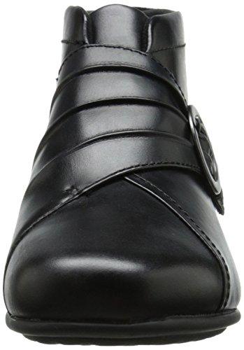 Aravon Womens Peggy-AR Boot Black M7VWs4KT