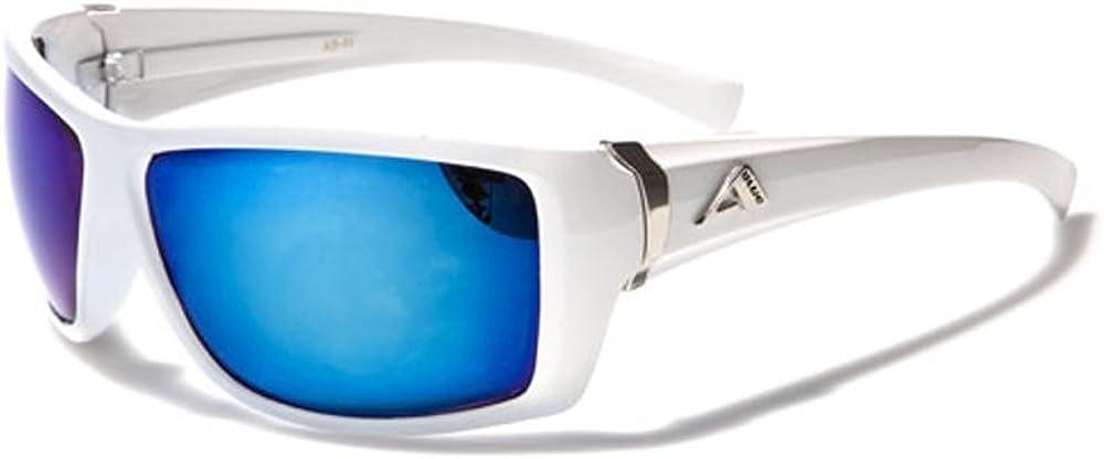 Arctic Blue Gafas de sol–Ski/deportes/Running Unisex Modelo–Nueva UV400Protegida lentes–Anti Glare Bluetech lentes