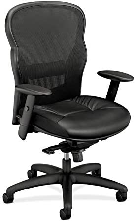 HON Wave Executive Leather Chair