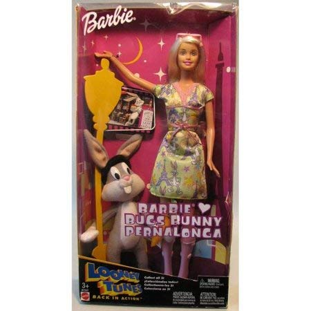 Barbie Looney Tunes Loves Bugs Bunny Doll