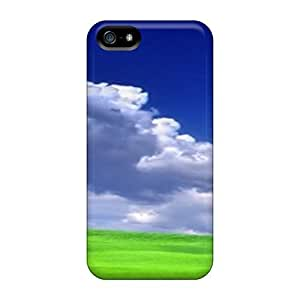 Hot Nature First Grade Tpu Phone Case For Iphone 5/5s Case Cover