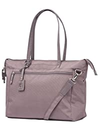 Travelpro Pathways Laptop Tote, Dusty Rose, Under Seat (Model:TP22211011)