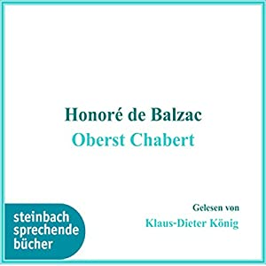 Oberst Chabert Hörbuch