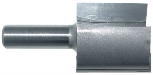 Plunge 2 Flute Carbide Tipped Router Bit - 1-1/2