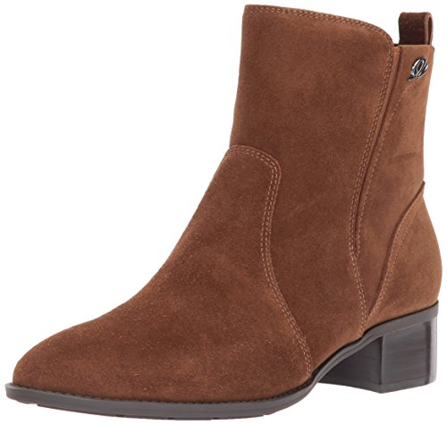 Easy Spirit Womens Sylva Ankle Boot Taupe