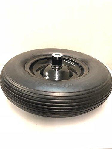 16'' Flat-Free Foam Tire For Wheel Barrows