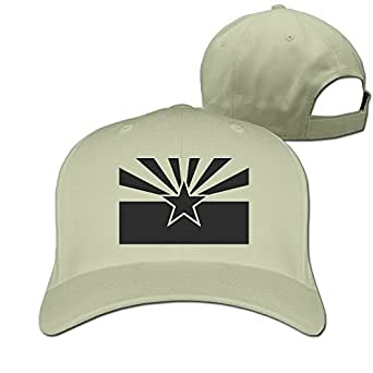 arizona state flag cool hat fitted hats