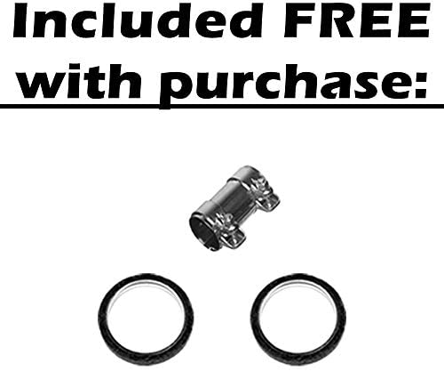 For 2011-2015 Nissan Juke Exhaust Resonator and Pipe Assembly Bosal 94719MW 2012