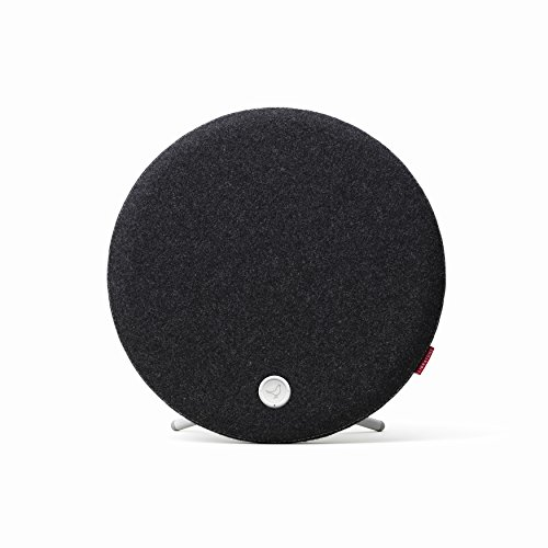 LT-400-NA-1101 LOOP WiFi Speaker, Pepper Black (Discontinued by manufacturer) by Libratone