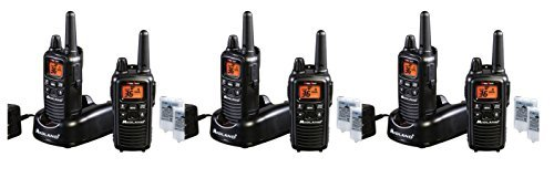Midland LXT600VP3 FRS/GMRS 2-Way Radio Up to 26-Miles 36 Channels, Brand New 6 PACK