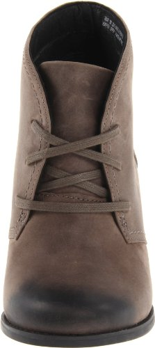 Alpine Clarks Melt Women's Boot Leather Grey f5qH5wxr