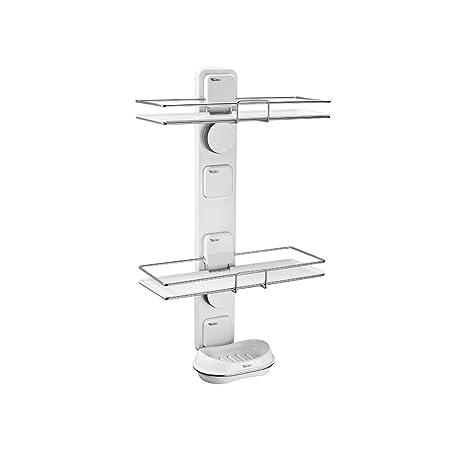 Amazon.com: Slizone - Estante de pared para inodoro con ...