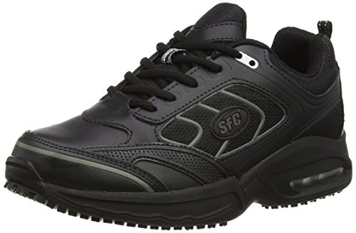 Shoes for Crews Revolution, Scarpe Running Donna, Nero (Black), 37 EU ( 4 UK )