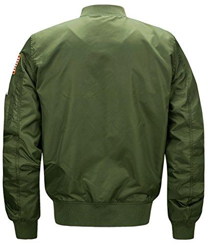 armygreen Uomo Yyzyy Giacca 8805 Giacca Uomo Yyzyy Sqv0w4Za