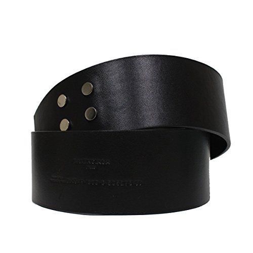 Balenciaga Couture Paris Wide Leather Waist Belt 365358 Size 80 cm / 32 in by Balenciaga