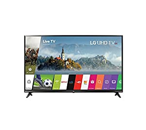 LG Electronics 4K Ultra HD Smart LED TV 3 by LG