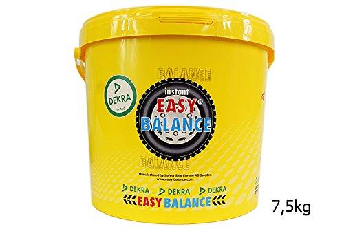 1Confezione Easy Balance 7, 5kg auswucht/Polvere/veicolo/pneumatico/DEKRA zerifikat/Balancing Sand/camion//Buse/Fast/qualità/attutisce le vibrazioni/granulato/niederschlagt le vibrazioni/Rad/Veicoli/Veloce/dauerhafte/auswuchtung/lagern/R