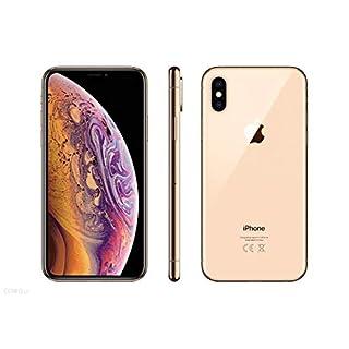 Apple iPhone XS, 256GB, Gold - Fully Unlocked (Renewed)