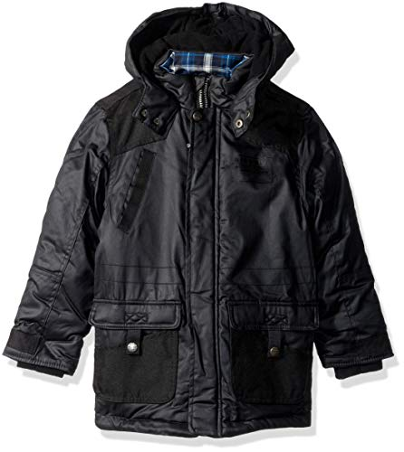 Big Chill Boys' Big Waxed Cotton Expedition Jacket,, used for sale  Delivered anywhere in USA