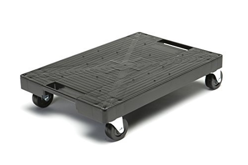 DeVault Enterprises DEV4000-04GB Multi Purpose Dolly, nero by DeVault Enterprises