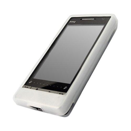 - Bluetrade Silicone Case for HTC Touch Diamond 2 - White