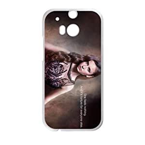 Happy Charming Girl Design Personalized Fashion High Quality Phone Case For HTC M8