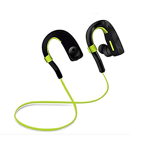 Running Headsets, ARCHEER AH20 Bluetooth 4.0 Wireless Headphones Sport Jogging Gym Exercise In-ear Earbuds, Upgrade Version
