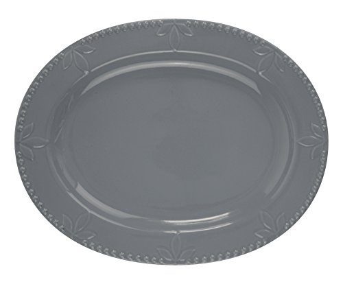 (Signature Housewares 70710 Sorrento Collection Oval Platter, 14