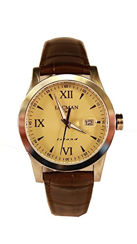 LOCMAN watch ISLAND 0614A04-00SABKPN Men's