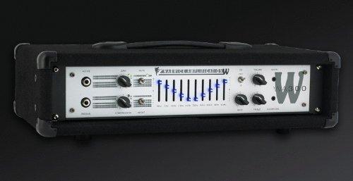 - Warwick WA300S 300 Watt Bass Guitar Amplifier Head Unit - Blem #F930