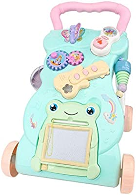 Andador Bebe HUYP Baby Walker Trolley Toy Rollover Prevención Boy ...