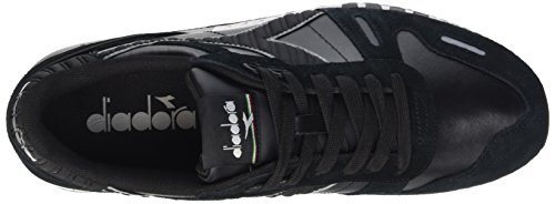 s Nero 80013 Uomo Diadora top Low Nero Scarpe Titan Leather L BnxRq67