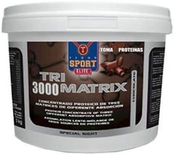 Tri Matrix Chocolate 3 Kg de Tegor: Amazon.es: Salud y ...