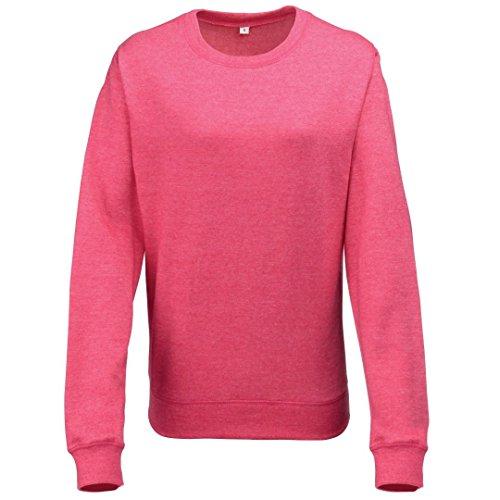 AWDis Hoods - Sudadera con capucha - para mujer Pink Heather