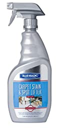 Blue Magic 905-06 Carpet Stain and Spot Lifter - 23 fl. oz. - 6 Pack