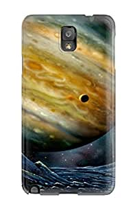 New Arrival Cover Case With Nice Design For Galaxy Note 3- Planets Sci Fi
